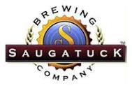 Saugatuck Mandarina IPA beer Label Full Size