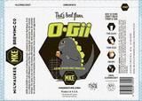 Milwaukee O-Gii beer