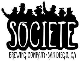 Societe The Publican beer Label Full Size