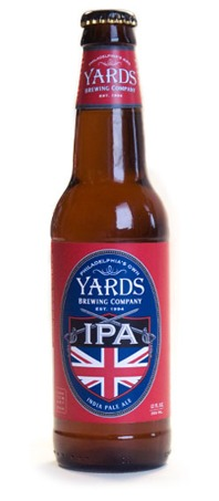 Yards IPA beer Label Full Size