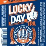 Central Coast Lucky Day IPA Beer