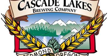 Cascade Lakes Electric Monkey beer Label Full Size