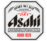 Asahi Dry Beer