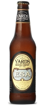 Yards ESA Oak Aged beer Label Full Size