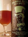 New Holland Imperial Hatter beer