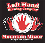 Left Hand Variety beer Label Full Size