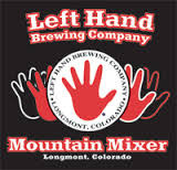 Left Hand Variety beer