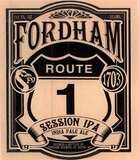 Fordham Route 1 beer