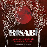 Dogfish Head Rosabi Beer