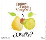 Bonny Doon Querry Cider beer