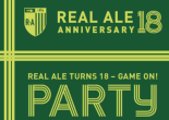 Real Ale 18th Anniversary Gose Ale beer