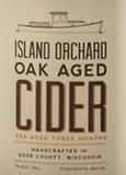 Island Orchard Brut Oak-Aged Cider beer