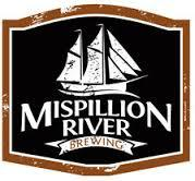 Mispillion River Double Chin Double IPA beer Label Full Size