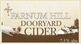 Farnum Hill Dooryard Batch 1403 beer