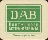 Dortmunder Actien Braverci beer