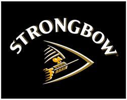Strongbow Cider beer Label Full Size