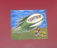 Tighthead Bears Choice beer Label Full Size