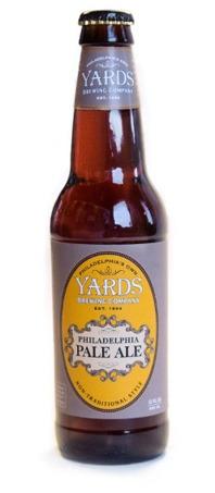 Yards Philadelphia Pale Ale beer Label Full Size