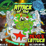 Pipeworks Attack of the Devil's Lettuce Beer