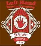 Left Hand St. Vrain Tripel beer