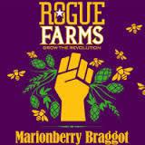 Rogue Marionberry Braggot beer
