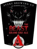 Avery The Beast Grand Cru 2013 Beer