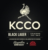 Resignation KCCO Black Lager beer