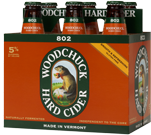 Woodchuck Dark & Dry beer