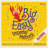 Lakefront Big Easy Beer