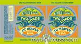 Two Roads Lil' Heaven beer
