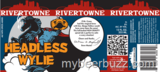 Rivertowne Dayman IPA beer