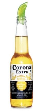 Corona beer Label Full Size