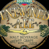 Boulevard Entwined Ale beer