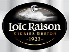 Loic Raison 1923 Brut French Cider beer Label Full Size