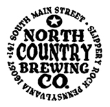 North Country/Voodo Teabagger Saison beer