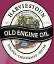 Harviestoun Old Engine Oil Zymatore Pommeau Barrel beer