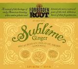 Forbidden Root Sublime Ginger Beer