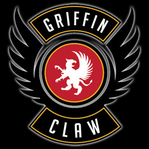 Griffin Claw Red Rock Flanders Red beer Label Full Size