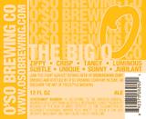 O'so The Big O beer