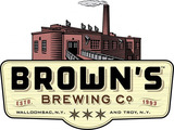 Brown's English Pale beer