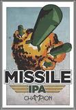 Champion Missile IPA Beer