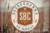 Susquehanna So-Wheat Beer