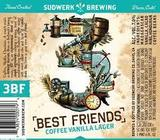 Sudwerk 3 Best Friends beer