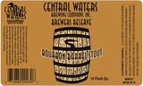 Central Waters Bourbon Barrel Stout Beer