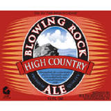 Blowing Rock High Country Ale beer
