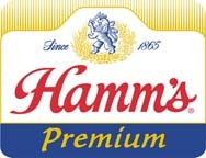 Hamm's beer Label Full Size