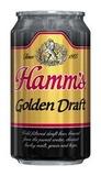 Hamms Golden Draft beer