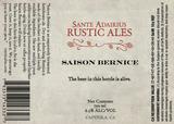 Sante Adairius Saison Bernice beer