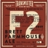 Transmitter F2 2x Brett Farmhouse Beer