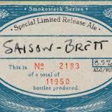 Boulevard Smokestack Series Saison Brett beer